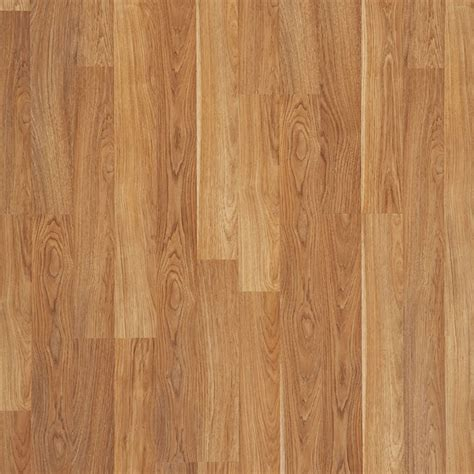 style selection laminate flooring shop style selections 8 03 in w x 3 96 ft l truffle hickory embossed wood plank laminate
