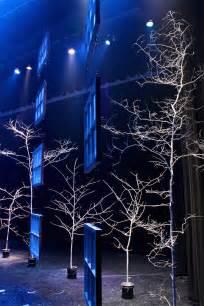 Church Stage Design Christmas Tree