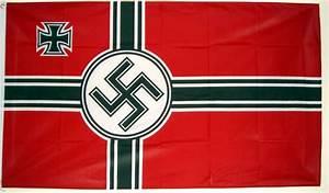 GERMAN WW2 NAZI - 8 X 5 FLAG