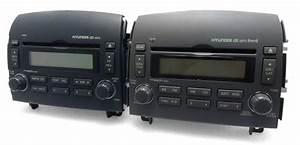 New Hyundai Sonata Oem Xm Satellite Radio Stereo 6 Disc