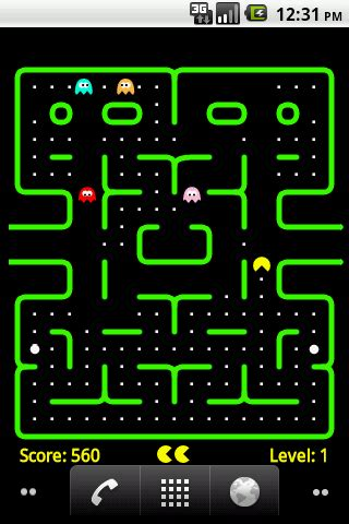 free android themes pacman live wallpaper android themes best android apps