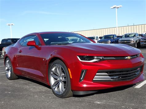 New 2017 Chevrolet Camaro Lt ... Leather!! Rs Package!! 8