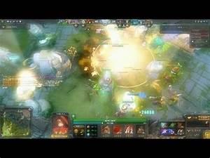 Warlock Kill 5 Heroes RamPage In Dota 2 YouTube