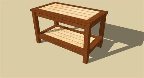 Diy Woodworking Plan Coffee Table Wooden Pdf Balsa Wood