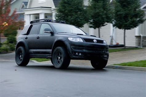 volkswagen tuareg cool vw touareg only cool with the blacked out rims