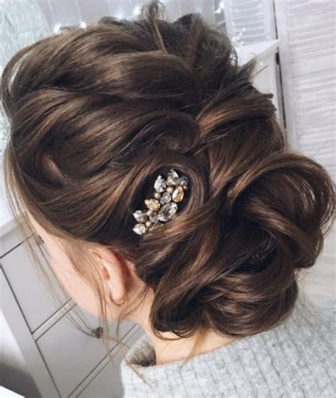 Updo Hairstyles For Balls by Gorgeous Low Bun Hairstyles 2017 2018 For Prom Weekly