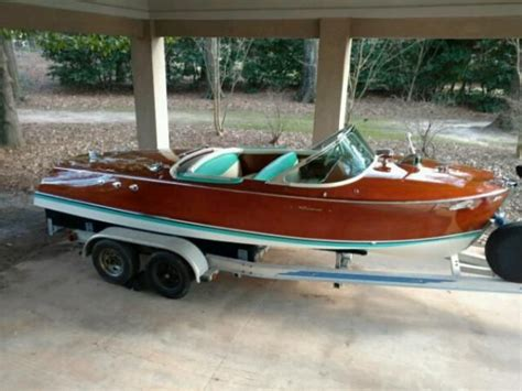 Riva Italian Boats For Sale by Beautiful 1960 21 Riva Ariston For Sale At