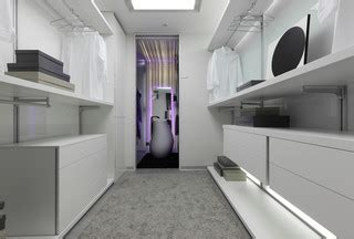 contemporary kitchen pantry walk in closet with bathroom contemporary closet san 2504