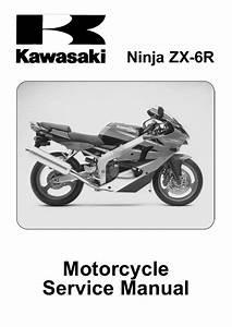 2002 Kawasaki Zx600