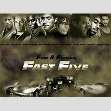 Fast Five Favoritemovies