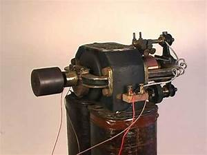 A Very Old Electric Motor