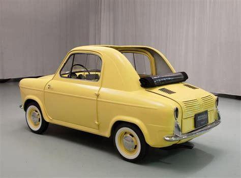 Vespa 400 Car For Sale by 1960 Vespa 400 Classic Italian Cars For Sale