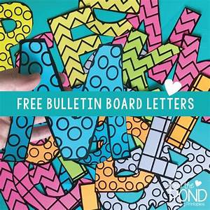 200 best beautiful bulletin boards images on pinterest With paper letters for bulletin board