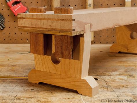 affine creations small japanese workbench