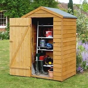 Rangement Jardin Bois : cabane de jardin en bois un abri esth tique ~ Zukunftsfamilie.com Idées de Décoration