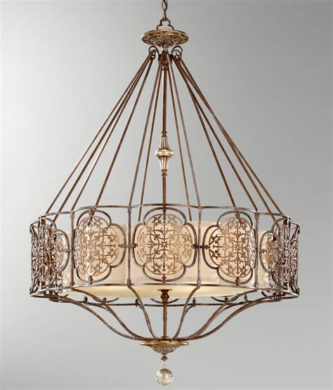 murray feiss f2603 4brb obz marcella four light chandelier