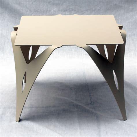 bout de canapé design bout de canapé table de chevet design moderne métal