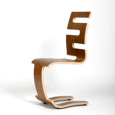 Chaise Design En Bois  Le Monde De Léa