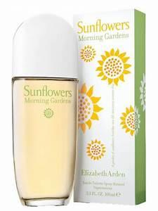 Sunflowers morning gardens elizabeth arden parfum ein for Katzennetz balkon mit elizabeth garden parfum