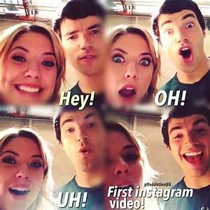 First instagram video!!   PLL