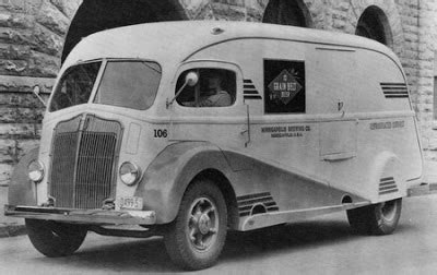 lost toronto  golden age  streamline delivery vehicles