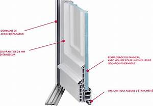 porte d39entree en pvc porte d39entree haut de gamme en With isolant pour porte d entrée