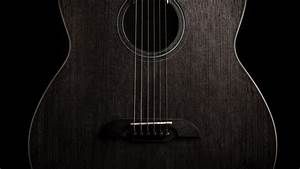 Wallpaper Guitar  Dark Background  Huawei Mate 10  Stock