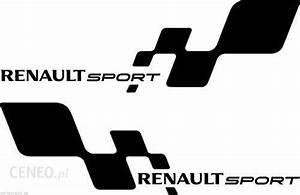 amazon renault sport rs flaga naklejka clio megane With renault clio rs