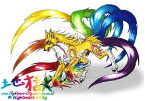Anime Rainbow Wolf Wallpaper by Rainbow Wolf Wolves Fan 24688558 Fanpop