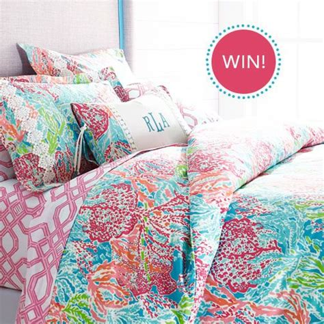 Lilly Pulitzer Bed Spread by Win Let S Cha Cha Print Lilly Pulitzer Bedding