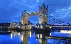 Tower Bridge Wallpapers HD | Widescreen : Desktop Backgrounds