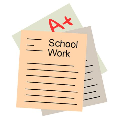 school work clipart school work clipart clipart