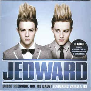 ice ice baby album cover jedward featuring vanilla ice under pressure ice ice