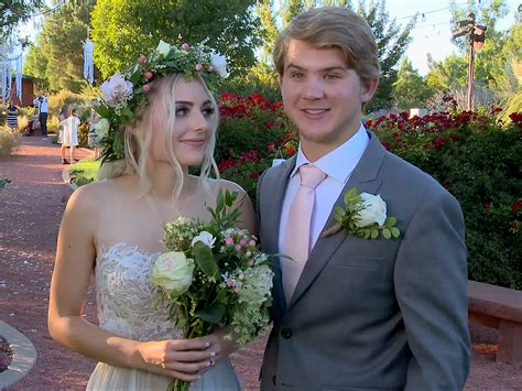Aspyn Ovard And Parker Ferris Are Married!