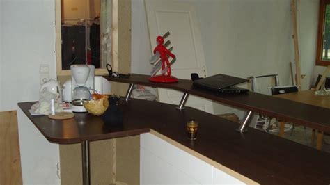 muret de cuisine conseils pour déco cuisine américaine salon