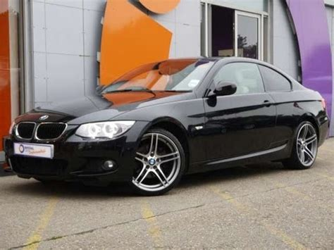 bmw   sport coupe  auto black  sale