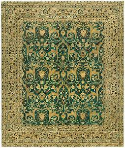 Green persian rugs roselawnlutheran for Green persian carpets