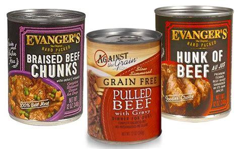dog food recalled horse recall meat beef evanger canned recalls wilderness expected reveals brands wet pet buffalo foods evangers dna