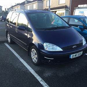 2001 Ford Galaxy For Sale In Balbriggan  Dublin From Lukas0905