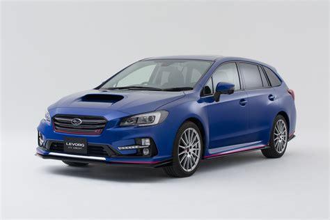 Subaru Levorg Sti Confirmed