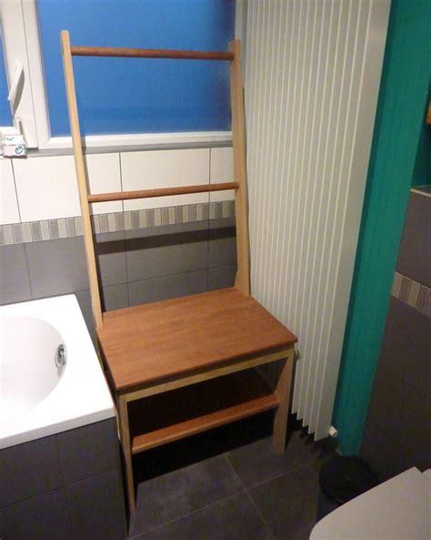 chaise porte serviette chaise porte serviette tiroir