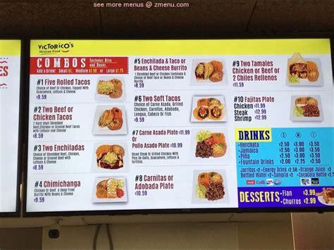 Order food online at amelia's restaurant, hillsboro with tripadvisor: Online Menu of Victoricos Mexican Food Restaurant, Hillsboro, Oregon, 97006 - Zmenu