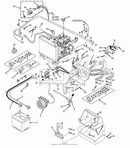 cub cadet starter generator wiring diagram With onan p216 oil pressure switch wiring wheel horse electrical