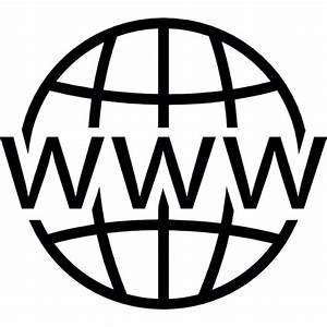World Wide Web on grid Icons | Free Download