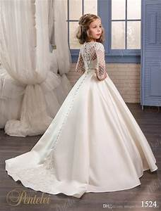 wedding dresses amazing cheap little girl dresses for With how to dress for a wedding female