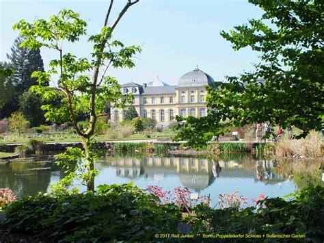 Bonn, Poppelsdorfer Schloss + Botanischer Garten Bild