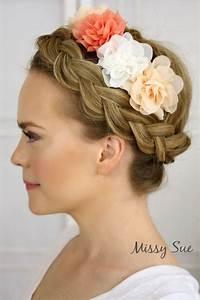 Flower Crown Braid | MissySue.com | Hair Styles/Ideas ...