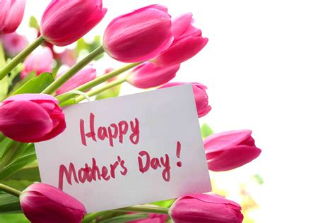happy mother s day flowers image