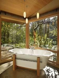 Relaxing Earthy Bathroom Designs Bathroomist Interior