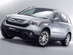 2007 Honda Cr-v Review